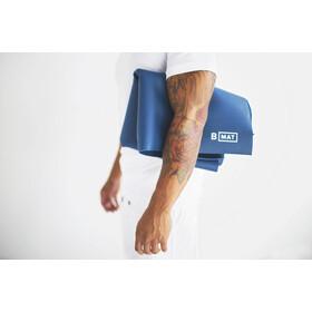 B Yoga B MAT Traveller Yoga Mat 180x66cm x 2mm, azul